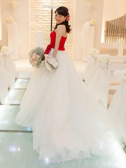 ウエディングドレス(画像1)