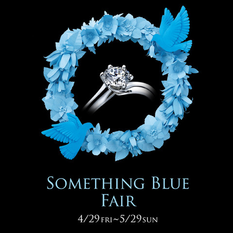 �y�t�F�A���zSOMETHING BLUE FAIR 4/29�iFri�j�`5/29�iSun�j
