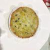 ポワロー葱のグラタン トリュフ風味