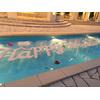 プールをデコレーション