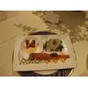 海鮮中心の前菜