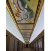 美しい天井画