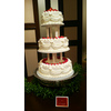 ケーキ。高さは自由