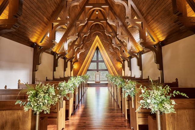 水音の教会 森音の教会
