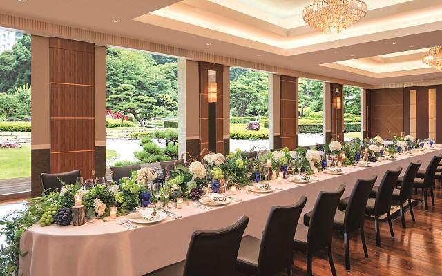 d332d1039014a イタリアの邸宅をモチーフとしたモダンな内装、日本古来の伝統美