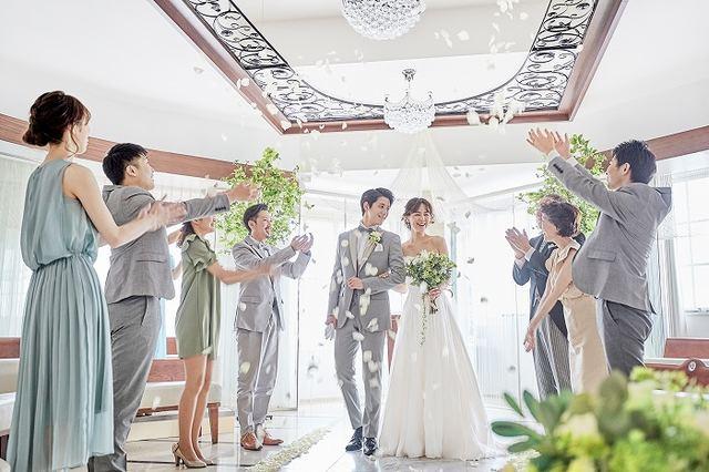 小さな結婚式 神戸モザイク店で結婚式 , みんなのウェディング