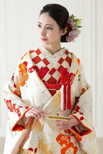 ウェディングドレス・和装(式場公式写真):小さな結婚式 お台場