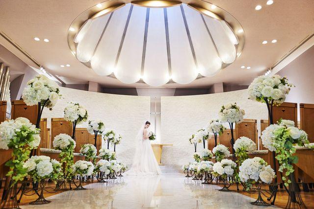 3ea628eebc5c1 写真:ホテル阪急インターナショナルで結婚式 みんなのウェディング