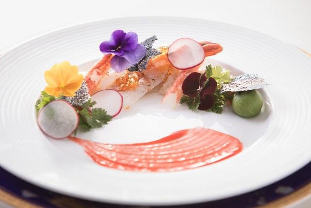 5f8c34f8ca330 最高の記念日はANAクラウンプラザホテル富山で実現しよう 新プレミアムコース料理! 始まりは華やかに、ゲストをわくわくさせます