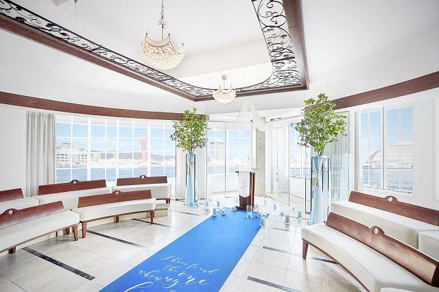 fe212e46f3750 写真:小さな結婚式 神戸モザイク店で結婚式 みんなのウェディング