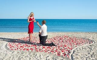想い出に残る最高のプロポーズは指輪の選び方が重要
