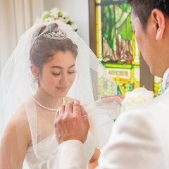 おふたりでの挙式も大歓迎!家族婚やお急ぎ婚に対応☆【少人数相談会♪】