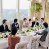 【絶景×少人数】6名からの家族婚×料理重視★スイーツ付相談会