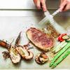 国産牛ステーキ無料試食&ガーデンパーティ体験フェア