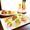 【前菜+パスタ+ドルチェ】〜1名500円のお手軽試食フェア〜