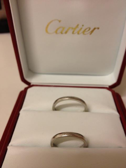 結婚指輪を購入した時期(挙式日の○ヶ月前など)について教えてください。また、その時期に購入した理由もお聞かせください♪