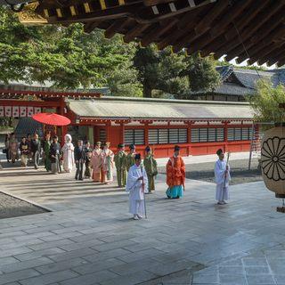 大國魂神社 結婚式場