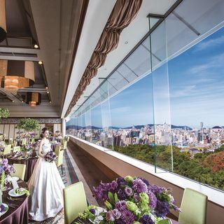 THE MARCUS SQUAREアゴーラ福岡山の上ホテル&スパ