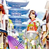 京都らしさ漂う景観